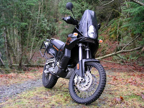 KTM 950 Adventure – Exploration in a Class of One