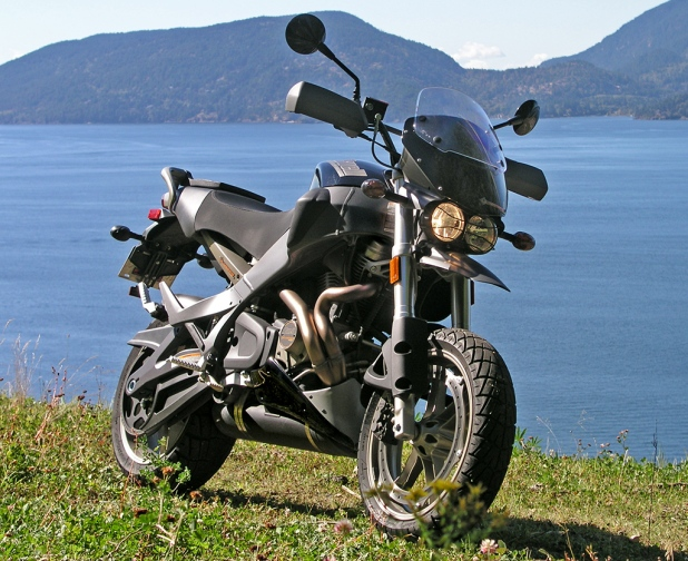 Buell Ulysses - All Roads Lead To Roam