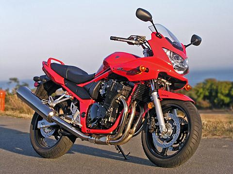 2005 Suzuki Bandit 650 S ABS