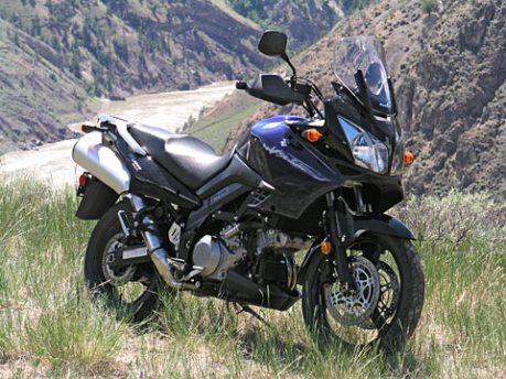 2006 Suzuki V-Strom DL 1000