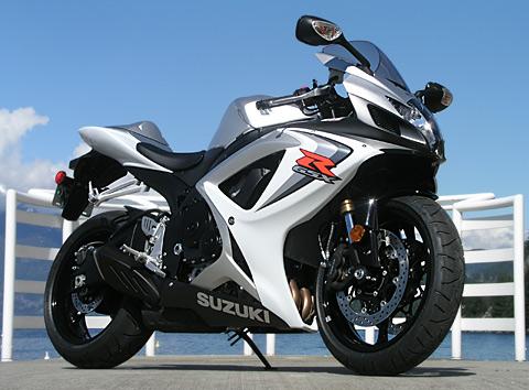2006 Suzuki GSX-R 600: Own the Highway – OneWheelDrive.Net