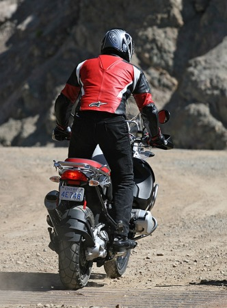 BMW R1200GS Adventure: A is for Adventure