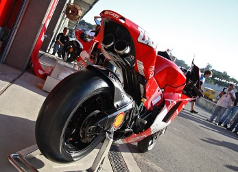 Ducati Desmosedici RR Preview