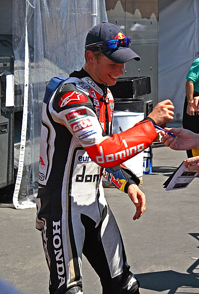Laguna Seca MotoGP - Behind the Paddock's Curtain