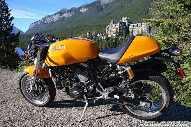 2006 Ducati Sport Classic - Sport1000 Speed Racer