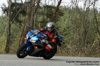 2007 Honda CBR600RR