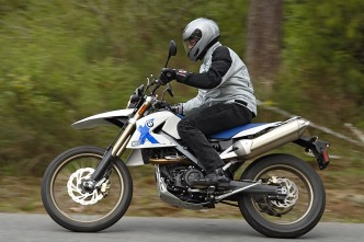 BMW G650X Challenge: Dare You To