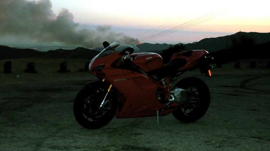 LA Burning