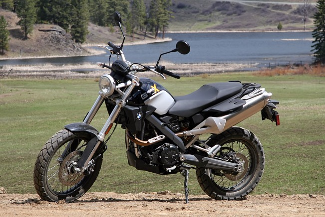 BMW G650X Country