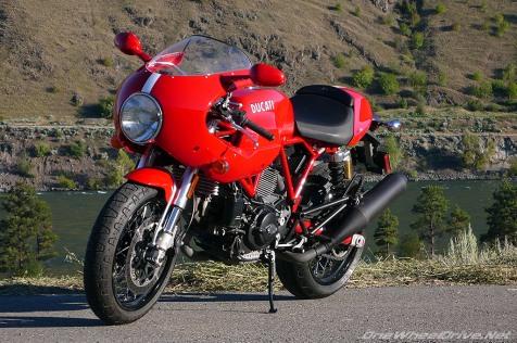 Ducati 2007 Sport 1000 S