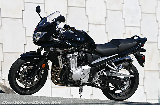 2007 suzuki bandit 1250s refinement runs deep onewheeldrive net. Black Bedroom Furniture Sets. Home Design Ideas