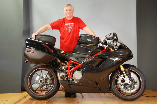 Ducati Streetfighter  Mile Time