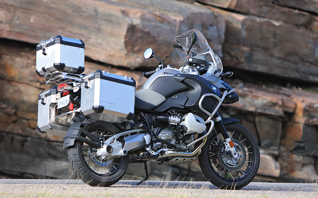 Bmw R1200gs Adventure Apocalypse Cow In A Good Way Onewheeldrive Net