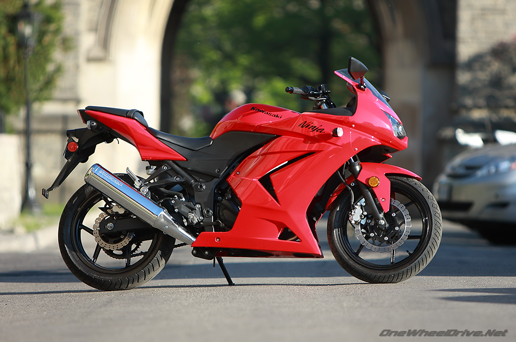 Kawasaki Ninja 250 21 3