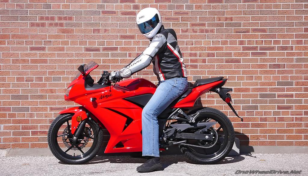 kawasaki ninja 250r – onewheeldrive