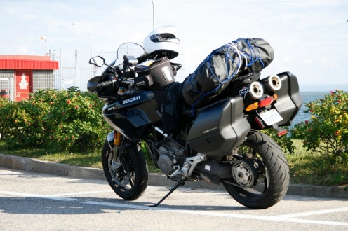 Ducati: Many Roads of Canada - The Saint Lawrence