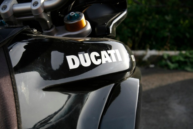 Ducati: Many Roads of Canada - Percé, Quebec