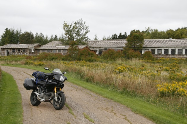 Ducati: Many Roads of Canada - PEI