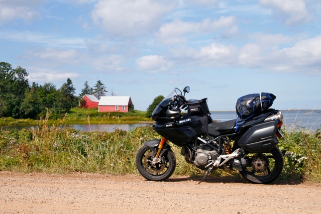 Ducati: Many Roads of Canada - The Cabot Trail