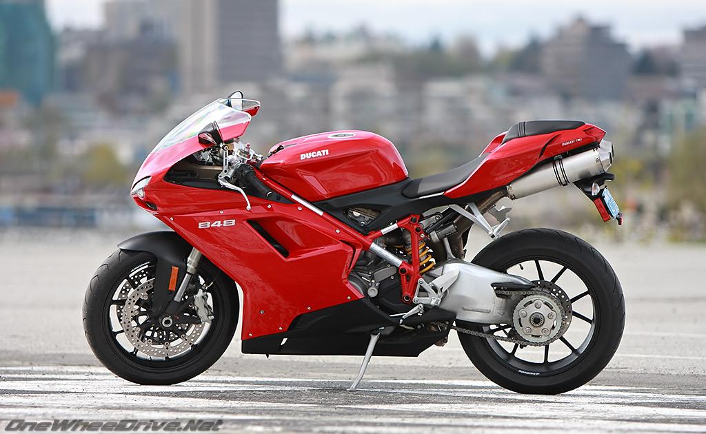 Ducati 848: As Prada to Vuitton – OneWheelDrive.Net