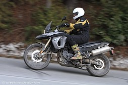 BMW F800GS - A Small Adventure