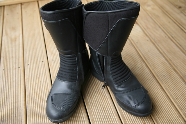 Review Bmw Allround Touring Boots Onewheeldrive Net