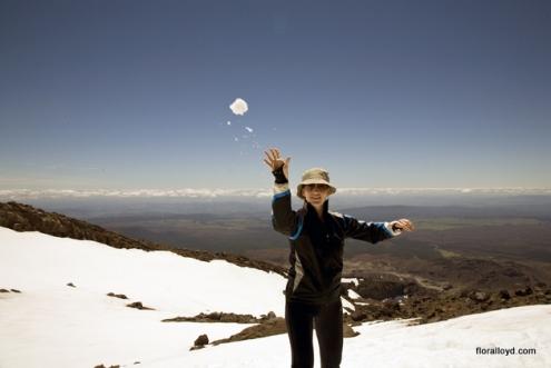 snow-ball