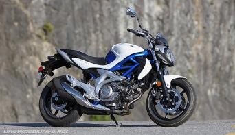 2009 Suzuki Gladius