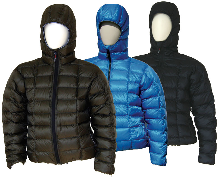 Western Mountaineering Hooded Flash Jacket