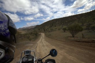More riding through the Flinders