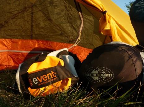 Sea to Summit eVent Compression Dry sacks