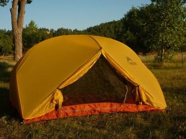 MSR Hubba Hubba 2 Person Three-season Backpacking Tent