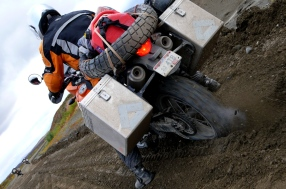 Responsible KTM 990 Adventure usage.
