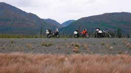 KTM 990 Adventure vs. BMW R1200GS Adventure and F800GS - Photo: Kevin Milossy