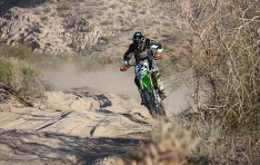 A taste of the Baja 250 to come...