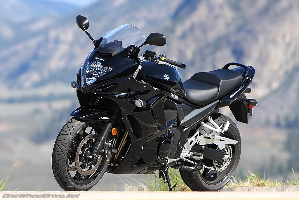2010 Suzuki GSX1250FA Review – The Respect It Deserves ...