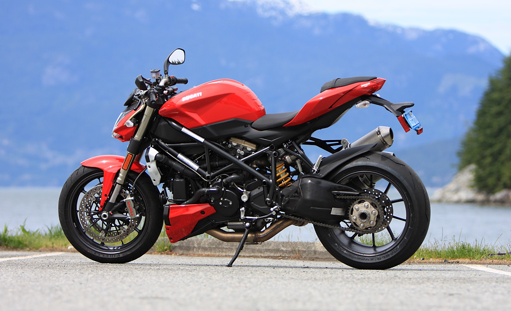 Ducati Streetfighter Review