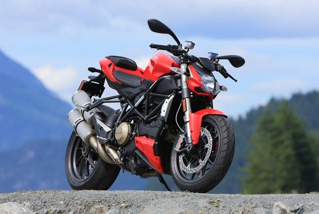 The Ducati Streetfighter