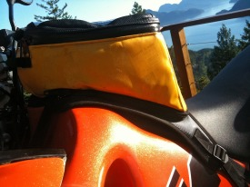 Fandango Tank Bag Review