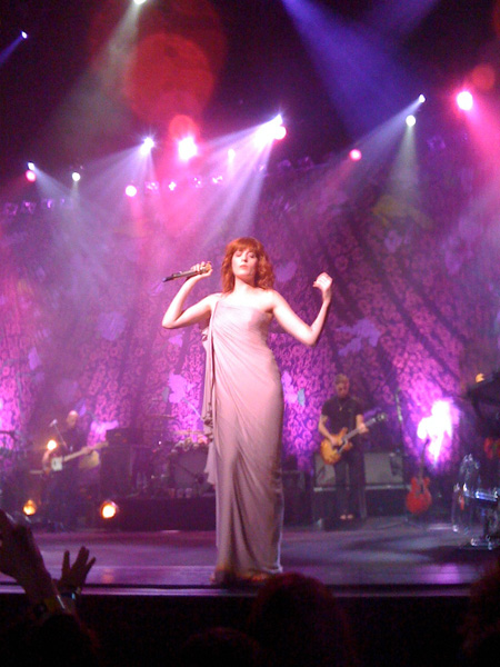 Florence and the Machine Credit Justin Mastine-Frost