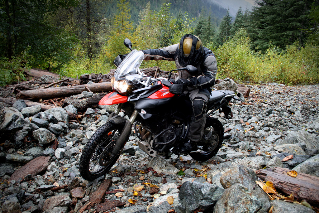South Shore BMW >> Snow Small Adventure – Triumph Tiger 800 XC versus the Seasons – OneWheelDrive.Net