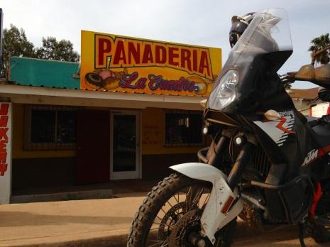 Panaderia; Danger lurks in Baked goods.