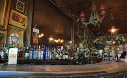 The Genoa, Nevada's oldest bar.