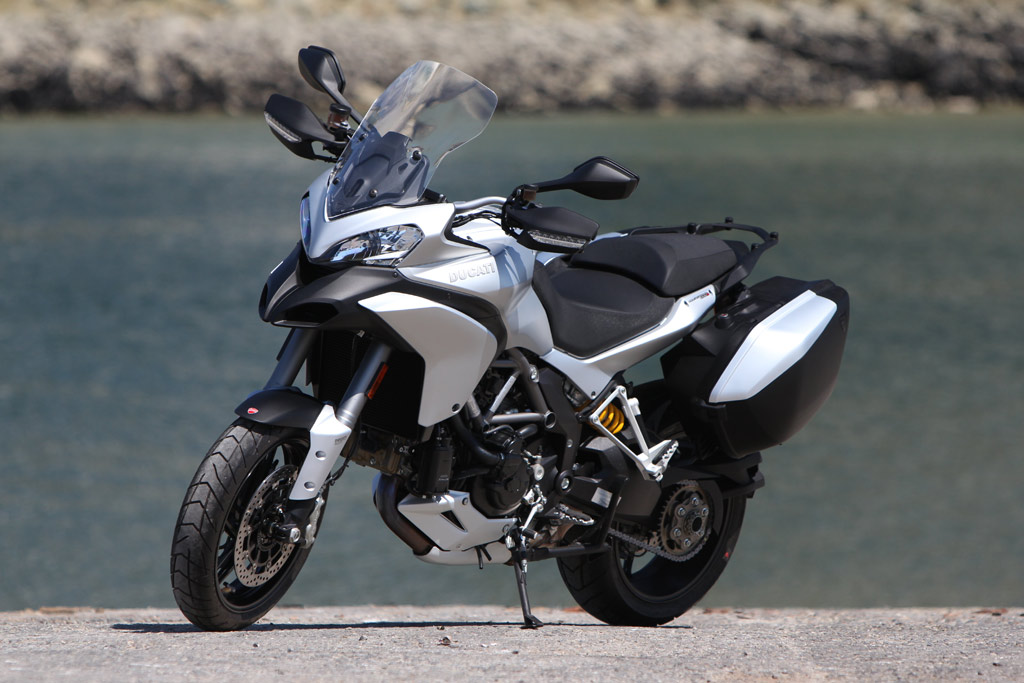2013 ducati multistrada 1200 s touring – touring mode and