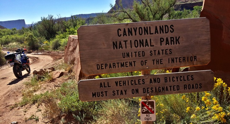 Welcome to Canyonlands